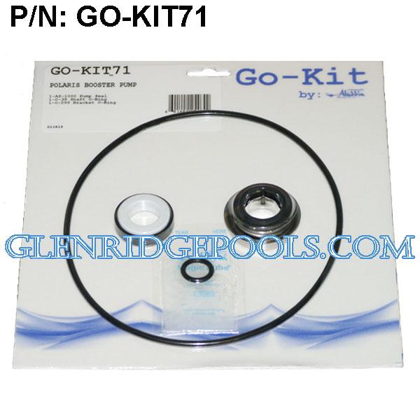 Aladdin GO-KIT71 Kit for Polaris Booster Pump
